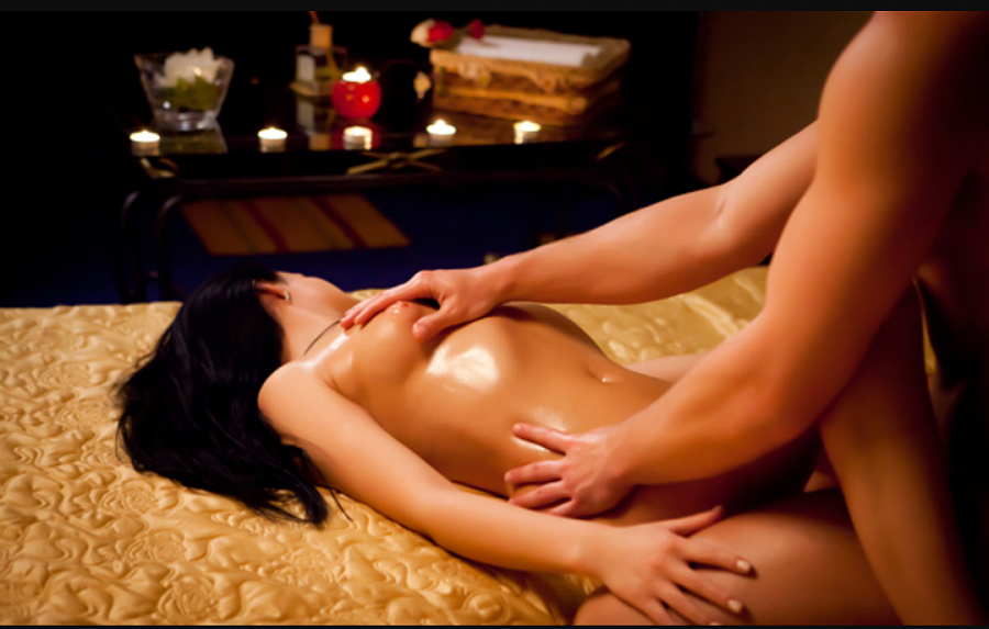 Erotic massage in ma or ct